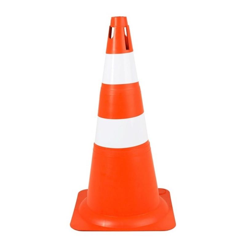 Cone para Trânsito Limeira - Cone Trânsito