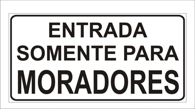 Placa de Sinalização de Segurança para Condomínio Indaiatuba - Placas de Sinalização de Segurança Escadas