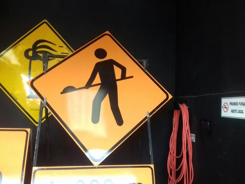 Placa de Sinalização para Rodovia Campinas - Placas de Sinalização de Rodovias Que Indicam Velocidade