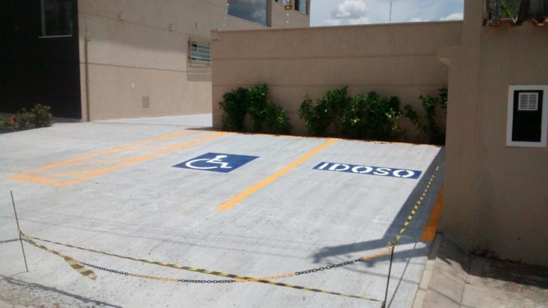 Sinalização Viária para Supermercado Preço Jardim dos Estados - Sinalização Viária para Shopping
