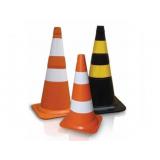 cone de trânsito preços Jardim do Sol