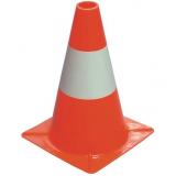 cone sinalizador de trânsito