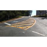 cotação de placas de sinalização em rodovia Votorantim