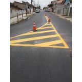 cotação de placas sinalização para rodovia Campinas