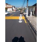 cotação de sinalização rodoviária vertical Além Ponte