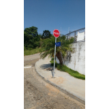 empresa de sinalização em obras Itatiba