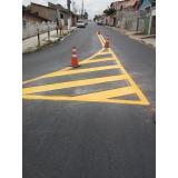 firma de sinalização de obras de vias Jardim Bandeirantes