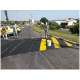 lombada para estacionamento preços Araçoiabinha