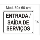 placas de sinalização de segurança para condomínio orçamento Vila Élvio