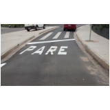 placas de sinalização de segurança Parque Manchester