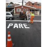 preço da placas de sinalização de segurança escadas Araçoiabinha