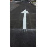 quanto custa pintura sinalização de trânsito Hortolândia