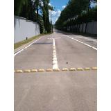 sinalização rodoviária vertical Centro