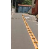 sinalizações verticais de regulamentação Vila Casa Nova